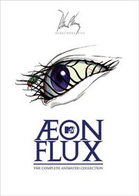 cover of Aeon Flux DVD box set(2005)