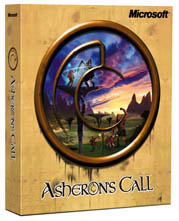 Asheron's Call box