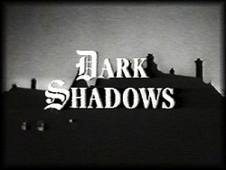 Dark Shadows opening titles from the first episodes in 1966 used until August 10, 1967.