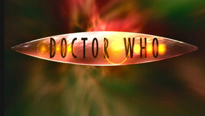 The Doctor Who 2005 television series logo.