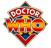 The Doctor Who 'diamond' logo, used in the show's opening titles from 1973 to 1980.