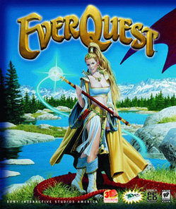 EverQuest box art.