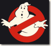 Ghostbusters logo ©1984 Columbia Pictures Industries, Inc.