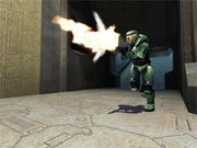 Halo's protagonist, the Master Chief.