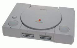The original PlayStation was produced in a light grey color.