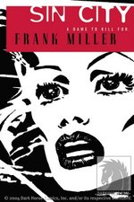 Cover of Sin City: A Dame To Kill For, 2nd edition