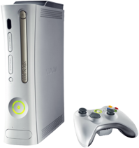 Xbox 360 system and controller